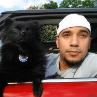 dog walker Mohammad