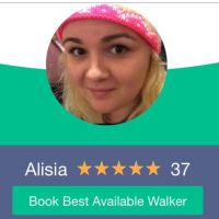 dog walker Alisia