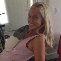 pet sitter Haley