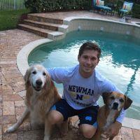 dog walker Ryan
