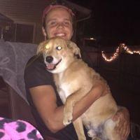 dog walker Jesse
