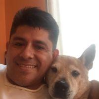 dog walker Marco