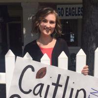 pet sitter Caitlin