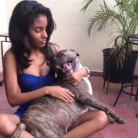 dog walker Emilia