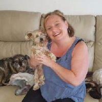 dog walker Leanne