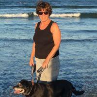 dog walker Susan
