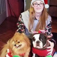 dog walker Jocelyne