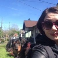 Kristina's dog boarding