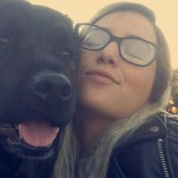 dog walker Daniela