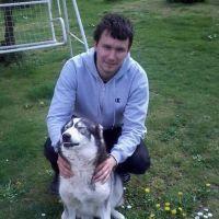 dog walker Vladimir