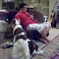 dog walker Howard