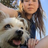 pet sitter Veronika