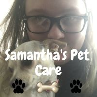 dog walker Samantha