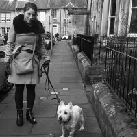 dog walker Kathryn