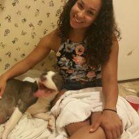 dog walker Cherrell