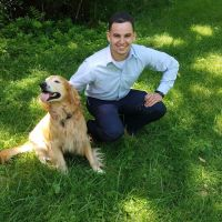 house sitter Geddy