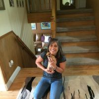 dog walker Shelley