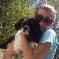 pet sitter Mary-Therese