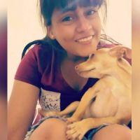 dog walker Susana