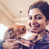 dog walker Aneesha