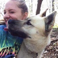 dog walker Camryn