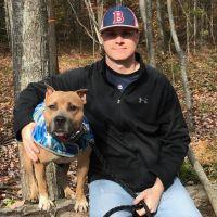dog walker Kyle