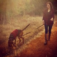 dog walker Miriam