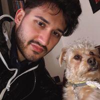 dog walker Ari