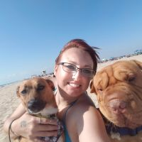 dog walker Jennifer