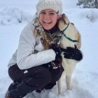 dog walker Clara