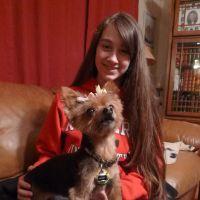 dog walker Cait