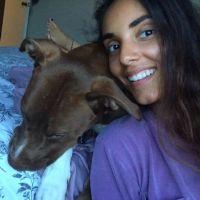 dog walker Averi