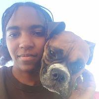 dog walker Rory