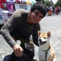 dog walker Alessandro