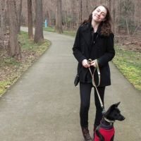 dog walker Arianna