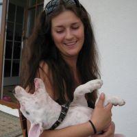 dog walker Ineta