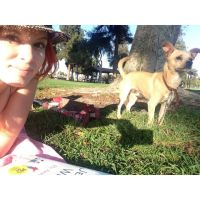 dog walker Jennifer