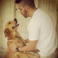dog walker Atilio