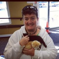 pet sitter Maryann