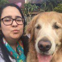 dog walker Kristy