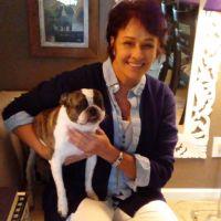 dog walker Vicki