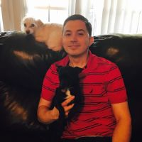 pet sitter Anthony