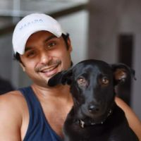 dog walker Raj