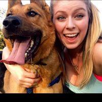 dog walker Alysha