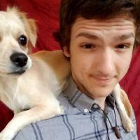 dog walker Dylan