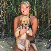dog walker Caitlyn