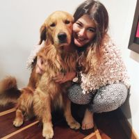dog walker Caterina
