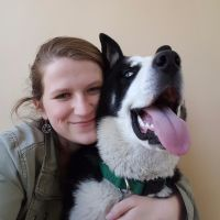 dog walker Fiona