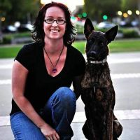 dog walker Terra