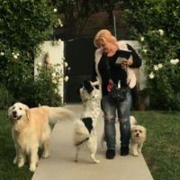 dog walker Sherry